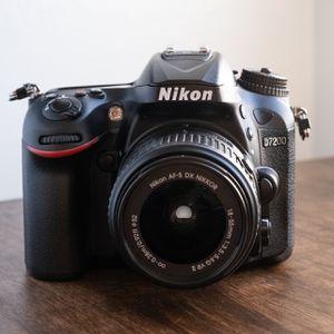 Nikon D7200 DSLR Camera Kit for Sale in Napa, CA