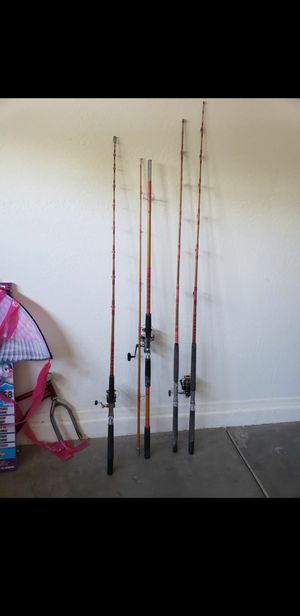 Fishing poles for Sale in Tolleson, AZ
