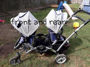Contour Double Stroller for Sale in Norfolk, VA