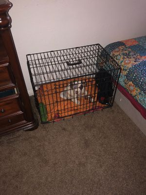 Small dog cage for Sale in Madera, CA