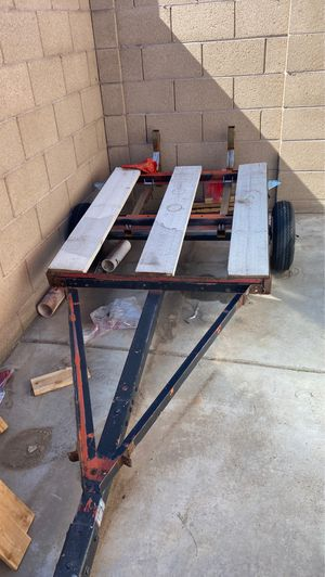Small 4x4 space saver trailer for Sale in Phoenix, AZ
