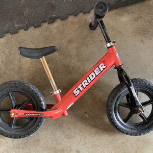 Strider Bike ST-3 for Sale in San Diego, CA