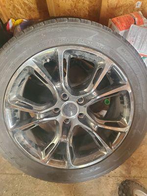 20 inch srt wheels for Sale in Longmont, CO