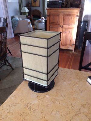 Mood table lamp for Sale in Portland, OR