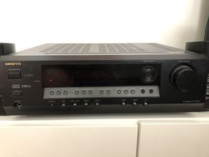 Onkyo HT-R340 5.1 Channel Muti-Input Home Theatre A/V Receiver for Sale in Austin, TX
