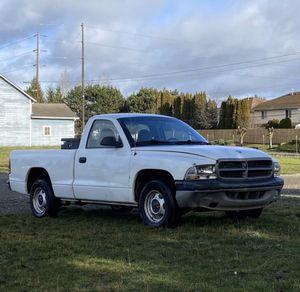 2001 Dodge Dakota for Sale in Tacoma, WA