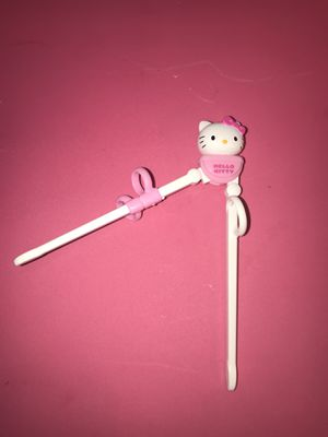 Hello Kitty practice chopsticks for Sale in Mount Prospect, IL