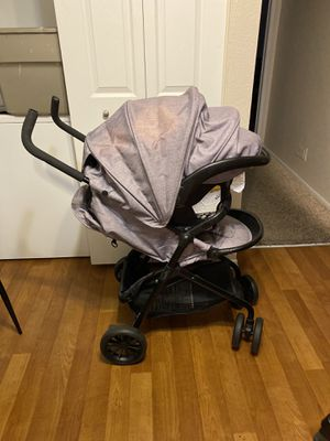 Evenflo stroller and car seat combo for Sale in Ontario, CA