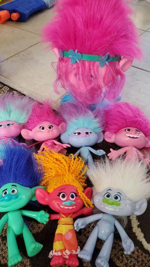 Troll dolls for Sale in Severn, MD