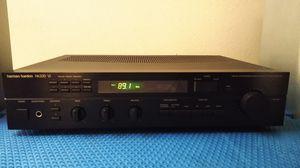 Vintage HARMAN KARDON hk330 VI stereo receiver amplifier for Sale in Portland, OR