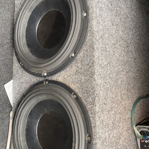 2 Alpine X W12 d4 Subwoofers for Sale in Willoughby, OH