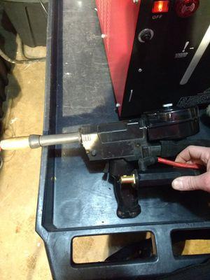 Miller Spoolmatic 15W Water Cooled Mig Welder Spoolgun for Sale in LEWIS MCCHORD, WA