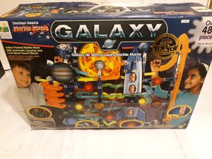 Marble Mania Galaxy, Techno Gears 480 Pieces, The Learning Journey for Sale in Waterbury, CT