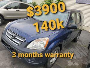 2005 Honda crv awd for Sale in Salem, MA