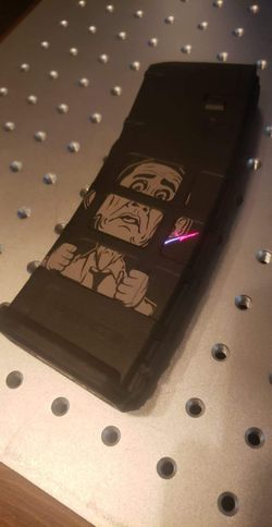Pmag Laser engraving for Sale in Abilene,  TX