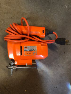 Two speed jig saw for Sale in Vancouver, WA