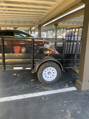 Utility trailer for Sale in Spring Valley, CA