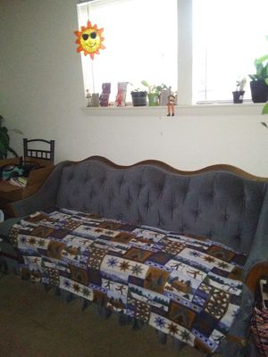 FREE Couch & Loveseat Must pick up for Sale in Roanoke, VA