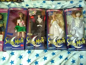 Sailor Moon collectible dolls for Sale in Erie, CO