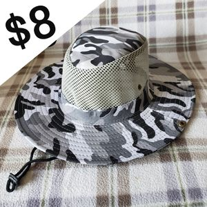 Ranger's camouflage camping / hikers field-hat NEW for Sale in Los Angeles, CA