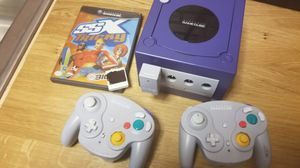 Gamecube System Purple for Sale in Washington, DC