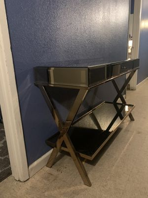 Desk n night stand $250 both obo as is read ad plz see pics for Sale in Fresno, CA