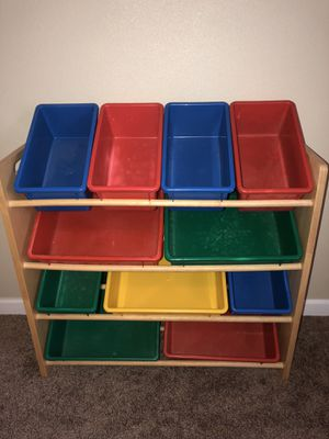 Stackable organizer for sale. for Sale in Puyallup, WA