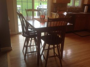 High Top Kitchen Table for Sale in Frederick, MD