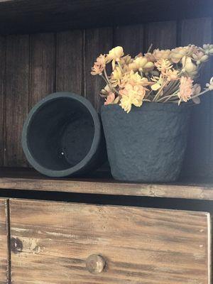 Small ceramic pots! for Sale in Herriman, UT