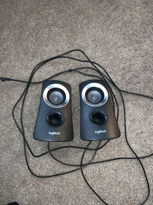 Logitech speakers for Sale in Brentwood, CA