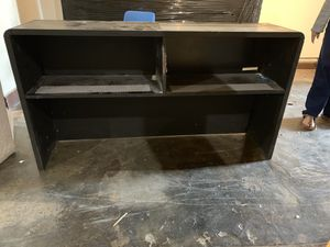 Shelving unit for office (black) furniture for Sale in Miami, FL