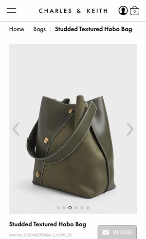 CK | Charles & Keith Hobo Bag for Sale in St. Louis, MO