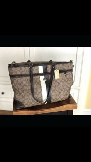 XL coach bag for Sale in Covina, CA