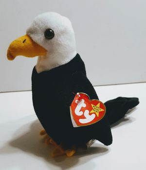 Ty Beanie Baby Baldy the Eagle with tag 2-17-96 style 4074 for Sale in San Jose, CA
