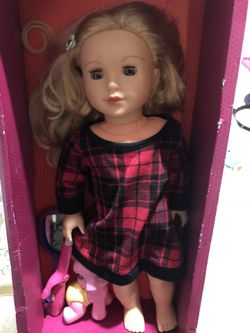 Our Generation Doll With Accecories for Sale in Mountlake Terrace,  WA