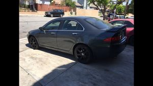 2004 TSX Acura Part Out CL9 PARTING OUT PART OUT NAvigation for Sale in Rialto, CA