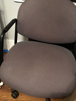 Rolling Chair On Wheels With Arm Rests Adjustable for Sale in Quincy,  MA