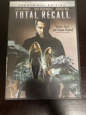 Total Recall DVD for Sale in Issaquah, WA
