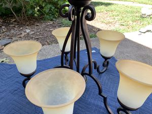 Chandelier light for Sale in Raleigh, NC