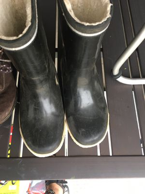 Tretorn Rain boots size 36 (US size 4.5 Youth) for Sale in Holly Springs, NC