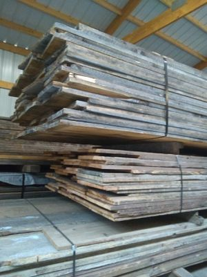 Red 1x12 barn siding for Sale in Shullsburg, WI