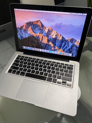 """MacBook Pro 13"""" 2011 4GB good condition for Sale in Fort Lauderdale, FL"""