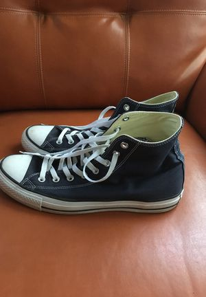 Blue converse all star highs for Sale in San Diego, CA