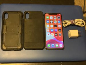 iPhone X 64GB (FACTORY UNLOCKED) [Metro PCs, T-Mobile, AT&T, Cricket, Boost Mobile & More!] for Sale in Vallejo, CA