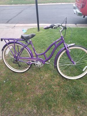 Schwinn Perla Cruiser Bike, 6x Speed for Sale in Westminster, CO