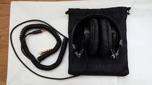 Sony MDR-7506 Studio headphones for Sale in Sugar Land, TX