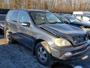 Now Open Saturday. 2004 Mercedes-Benz ML350 3.7L 482835 Parts only. U pull it yard cash only. for Sale in Hillcrest Heights, MD