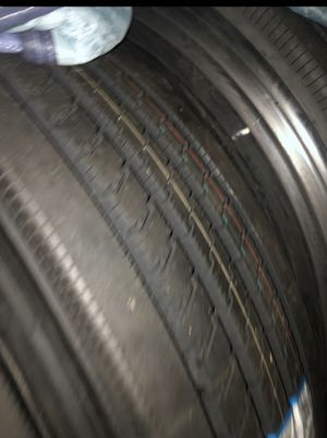 Tractor trailer tires 11r22.5 & 295 80 R 22.5 for Sale in St. Petersburg, FL