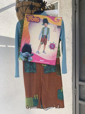 Trolls (Branch) Halloween Costume for Sale in Hawthorne, CA
