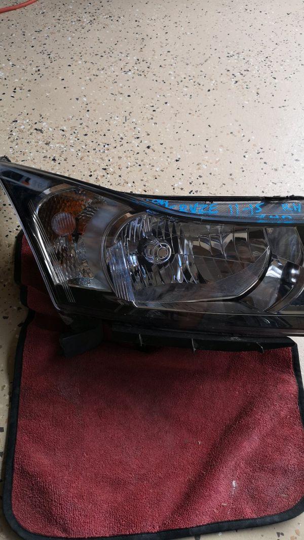 Chevy cruze 2011 2012 2013 2014 2015 right headlight